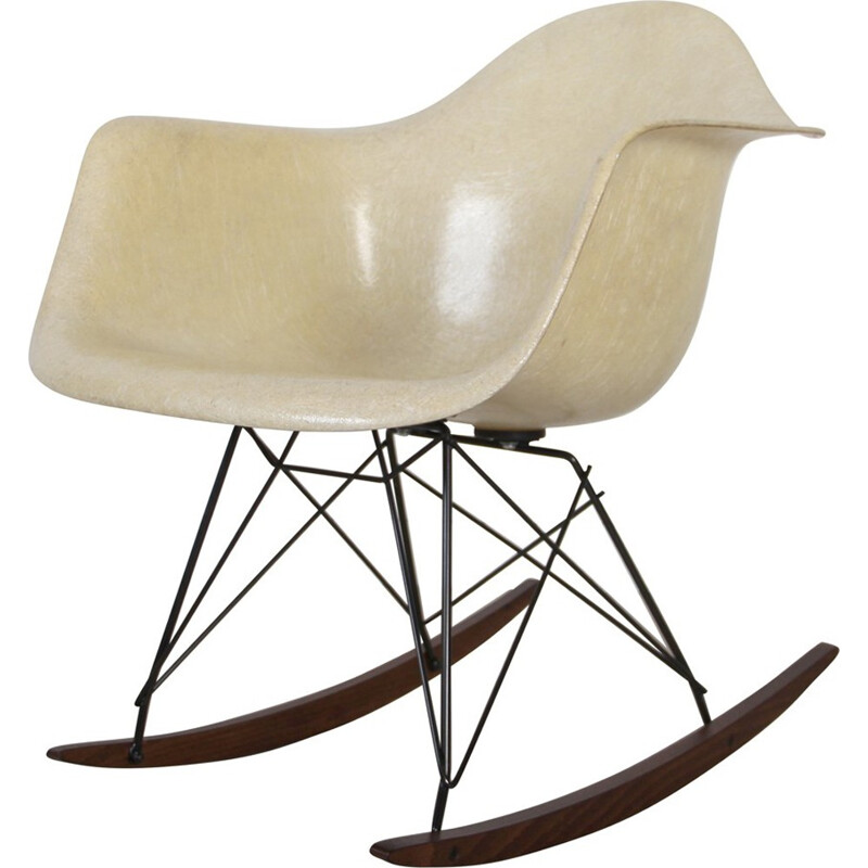 Rocking Chair by Charles Eames Zenith Editions - 1940s