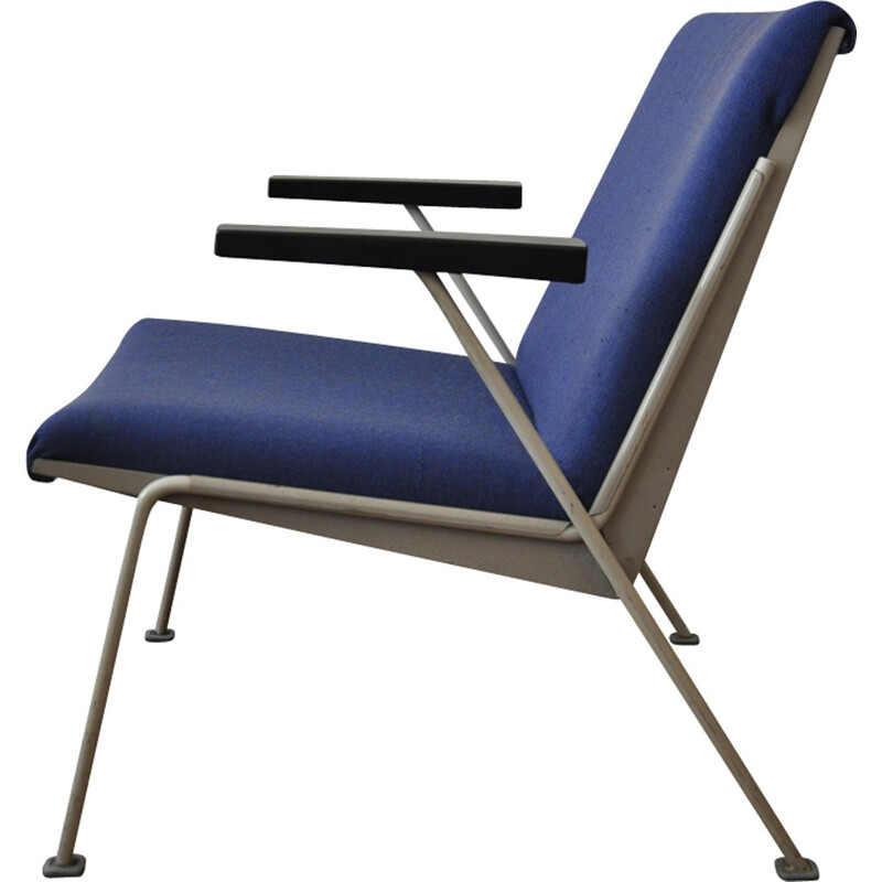 """Oase"" armchair by Wim Rietveld for Ahrend de Cirkel - 1950s"