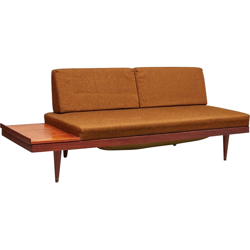Vintage Teak Daybed by Ingmar Relling for Swane - 1950s