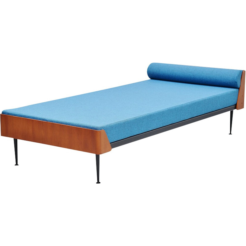 Vintage teak daybed by Friso Kramer for Auping - 1960s
