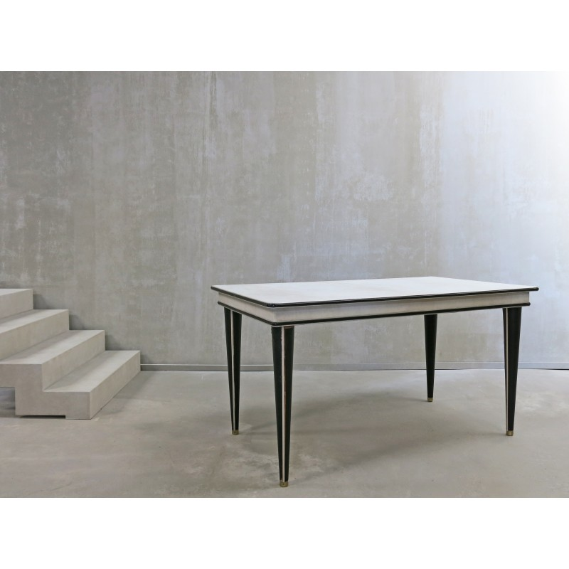 Mid Century Dining Table By Umberto Mascagni For Harrods