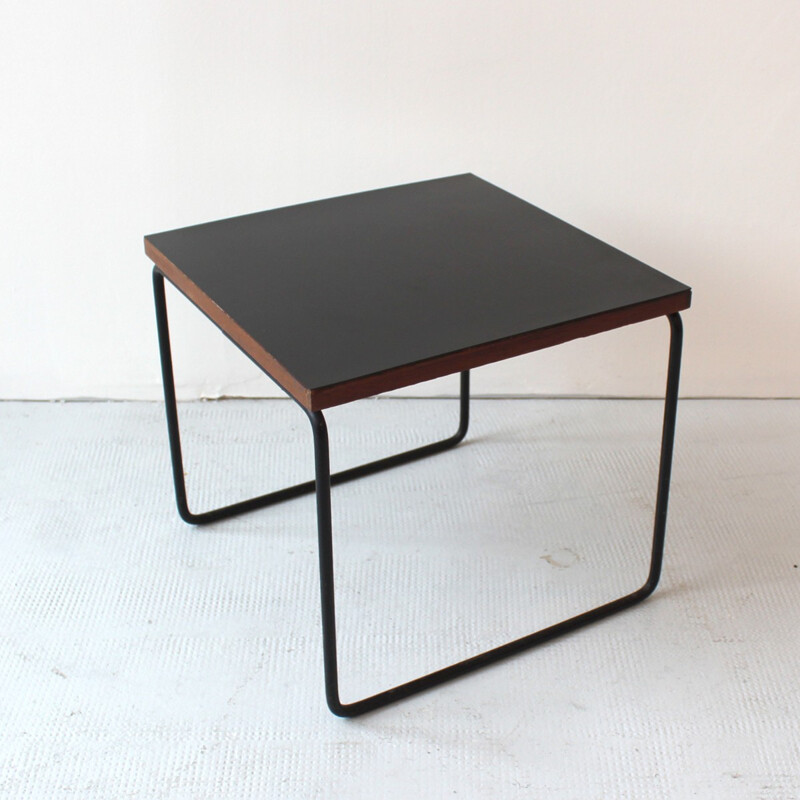 Side table by Pierre Guariche for Steiner - 1950s