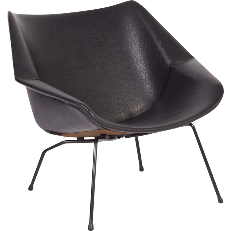 """""""FM04"""" armchair by Cees Braakman for Pastoe - 1950s"""