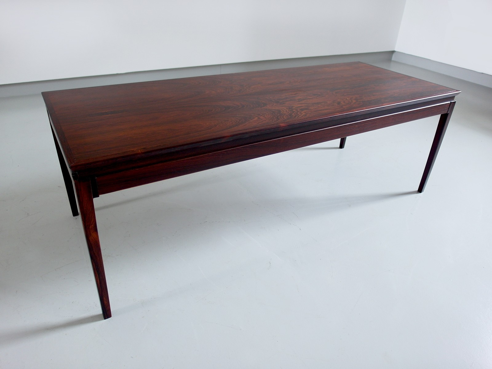 Extendable Coffee Table in Rosewood by Kai Kristiansen 1960s