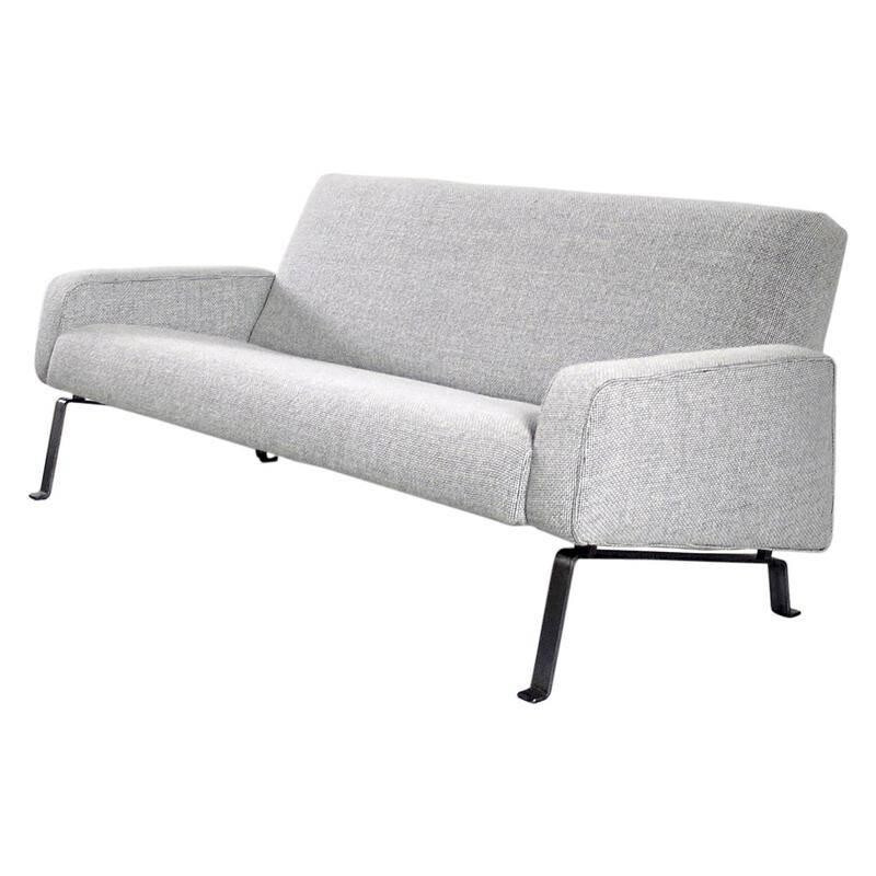 Three-seater sofa by Joseph-André Motte for Artifort - 1950s