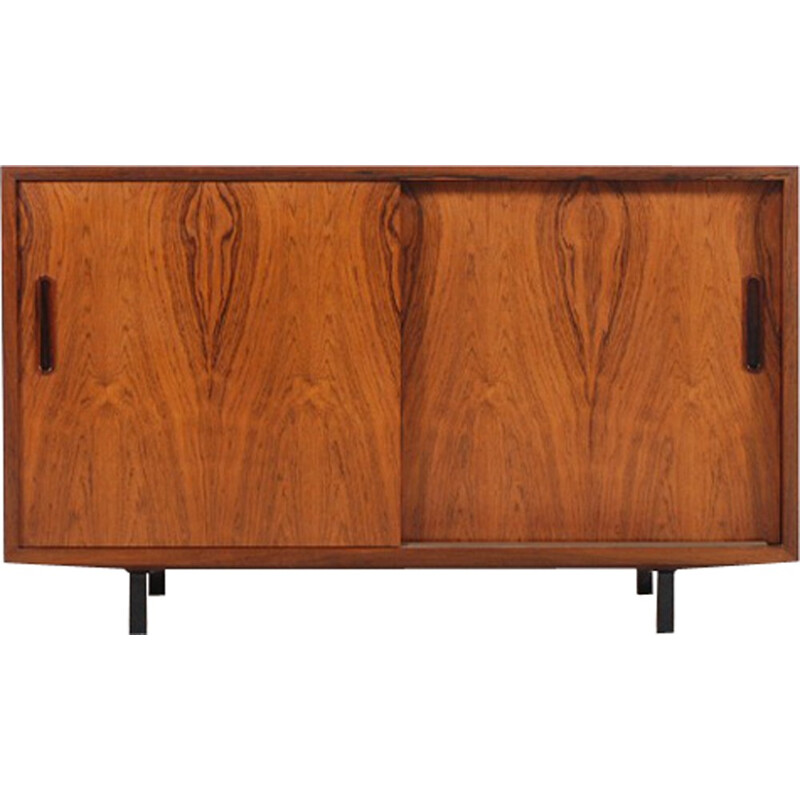 Vintage rosewood chest of drawers by Poul Hundevad - 1960s