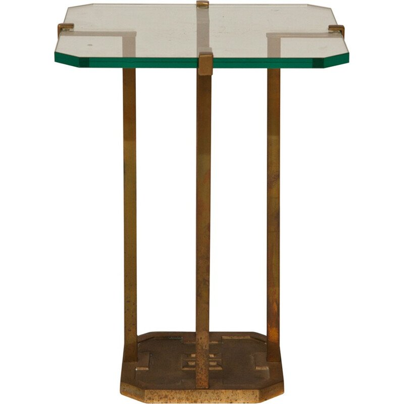 Vintage table by Peter Ghyczy - 1970s