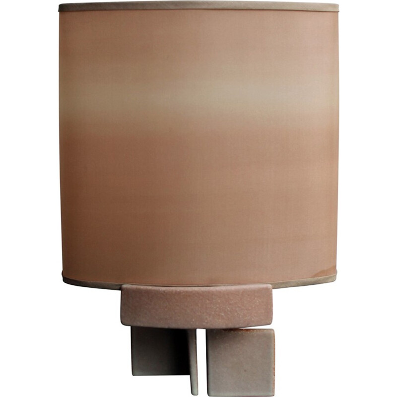 Table lamp vintage - 1970s