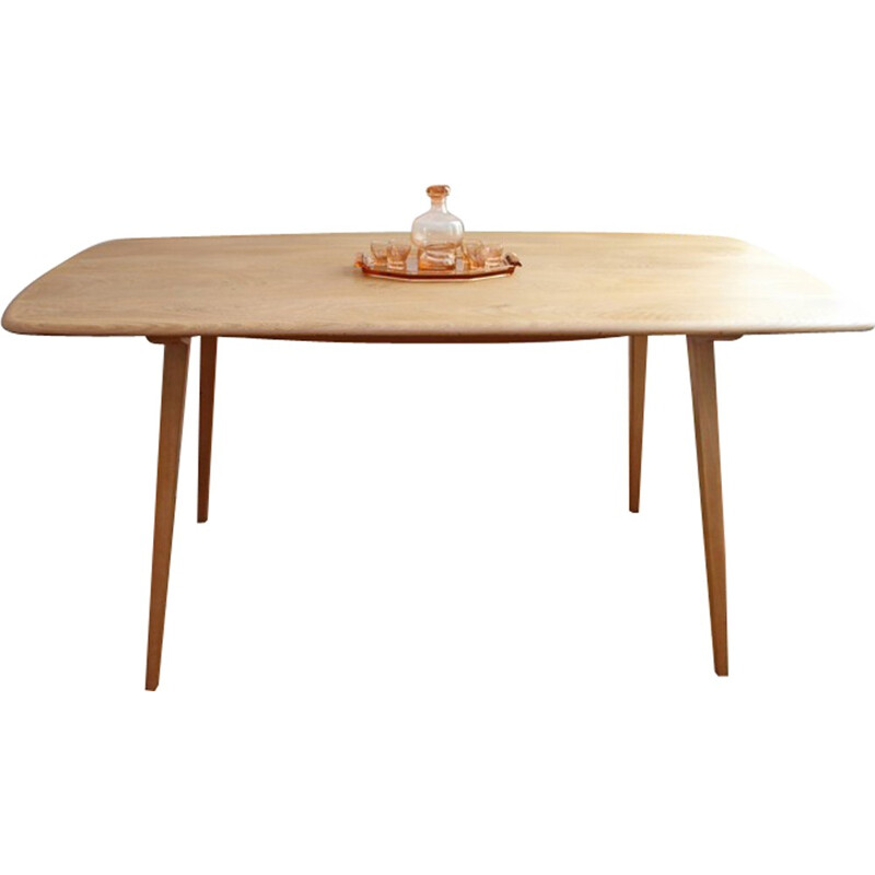 Dining vintage Table by  Lucian Ercolani for Ercol - 1960s