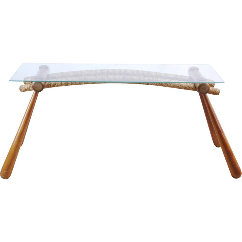 Side vintage Table by Max Kment - 1950s