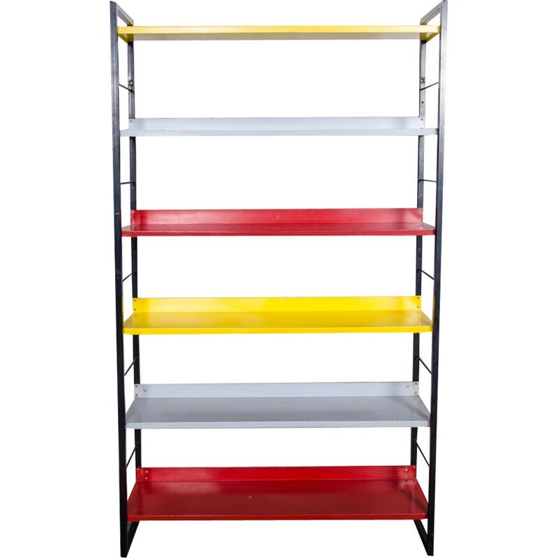 Bookcase by A.D. Dekker for Tomado - 1960s