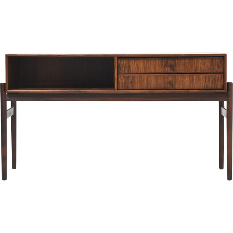 Vintage Rosewood console - 1960s
