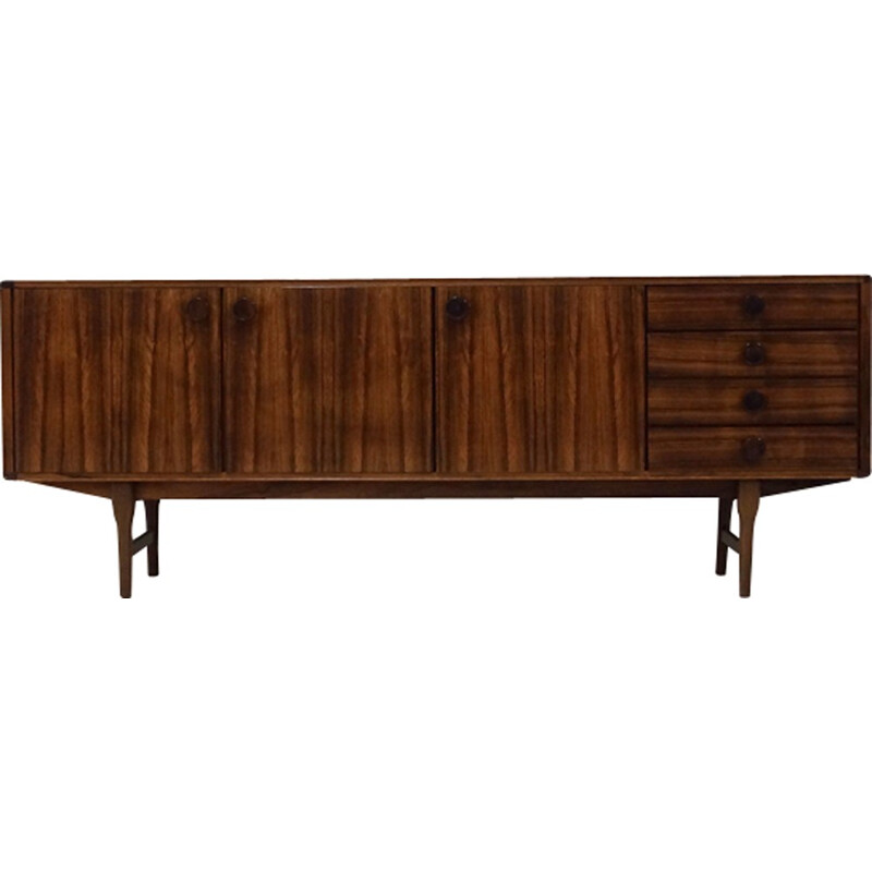 Mid-Century Rosewood Sideboard by Fristho - 1965