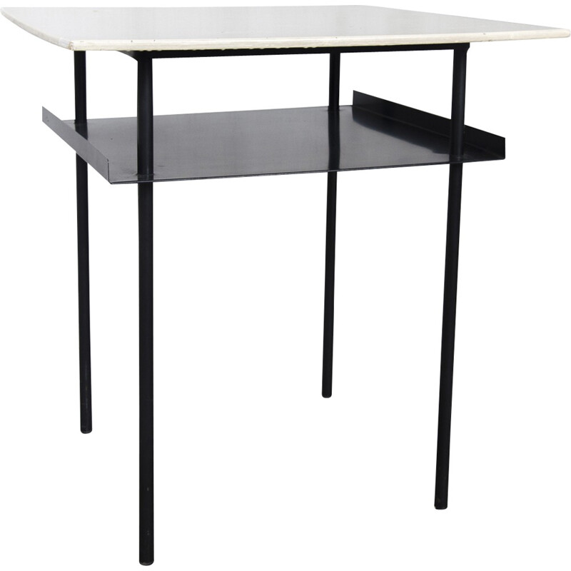 Vintage Side Table by Wim Rietveld for Auping - 1950s