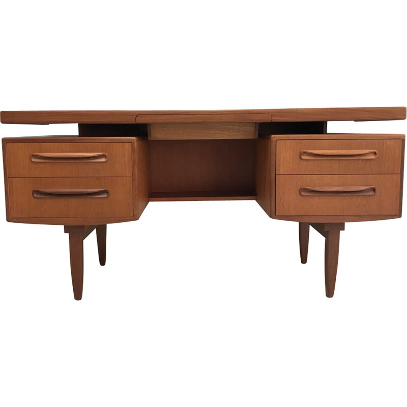 G-plan vintage desk by V.Wilkins -1960s