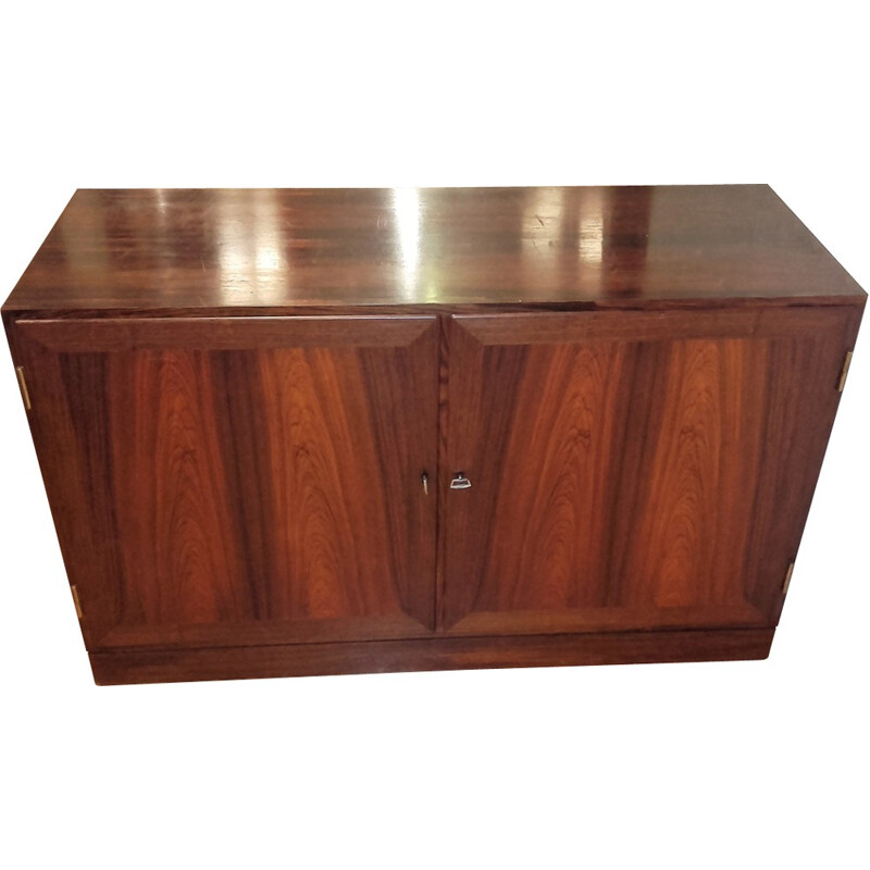 Vntage rosewood buffet - 1960s