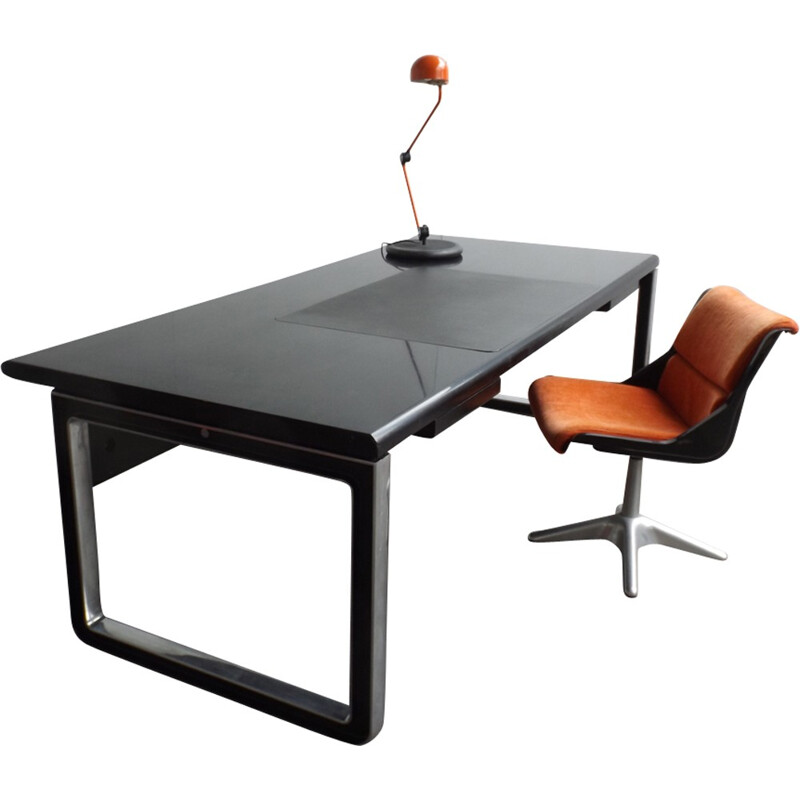 Executive desk by Oswaldo Borsani for Tecno - 1970s