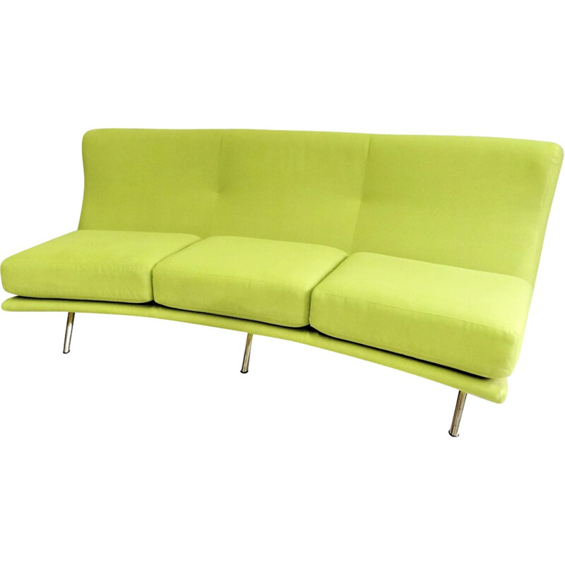 3-Seater Vintage Sofa by Marco Zanuso For Artflex - 1950s