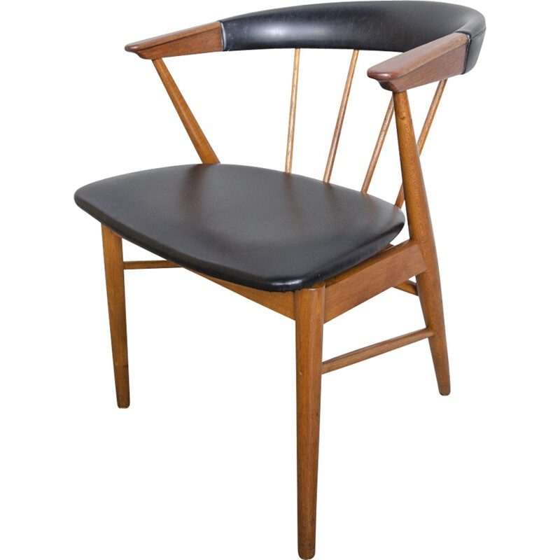 Vintage Danish Chair by Helge Sibast for Sibast Møbler - 1950s