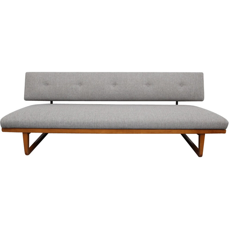 Classic vintage grey Daybed - 1950s