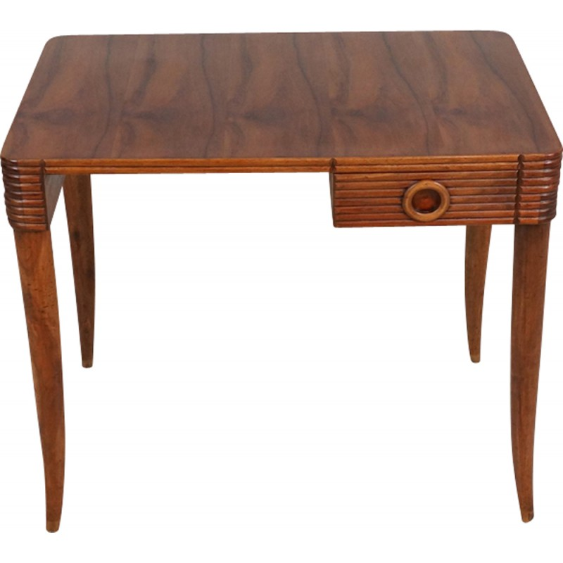 small writing table. Small Italian Writing Desk - 1940s Table