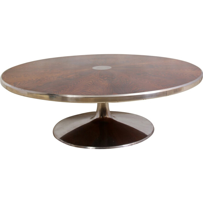 Vintage Coffee Table by Poul Cadovius for France & Son - 1960s