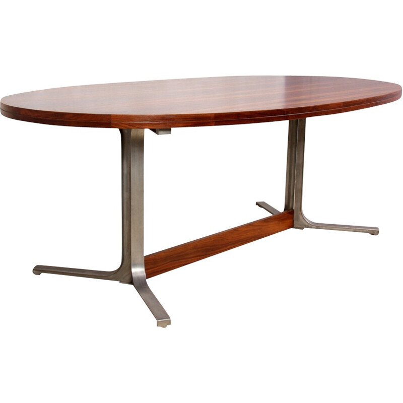 """Planar"" Dining Table by Robert Heritage for Archie Shine - 1960s"