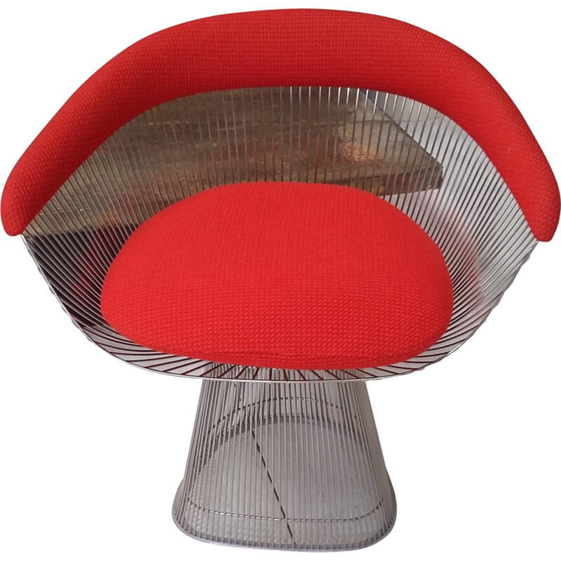 Armchair by Warren Platner for Knoll - 2000s