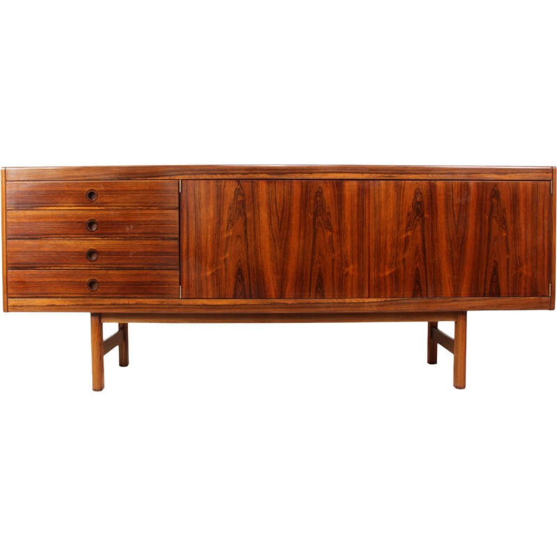 Vintage Rosewood Sideboard by Robert Heritage for Archie Shine - 1960s