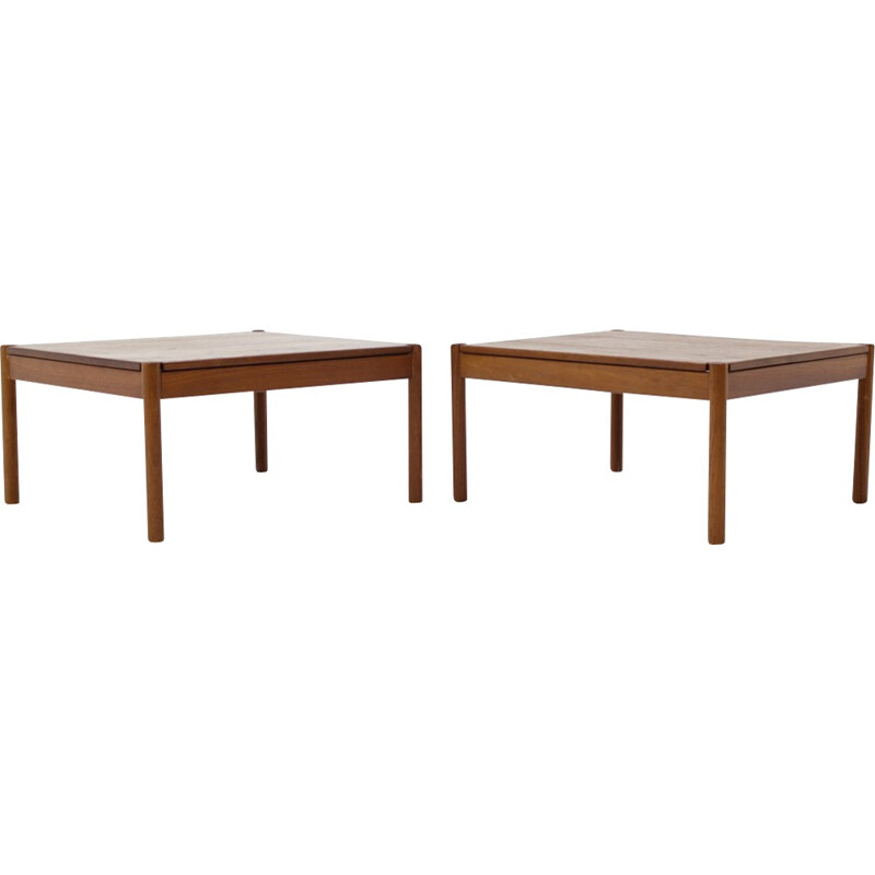 Teak coffee table by Magnus Olesen for Durum - 1960s