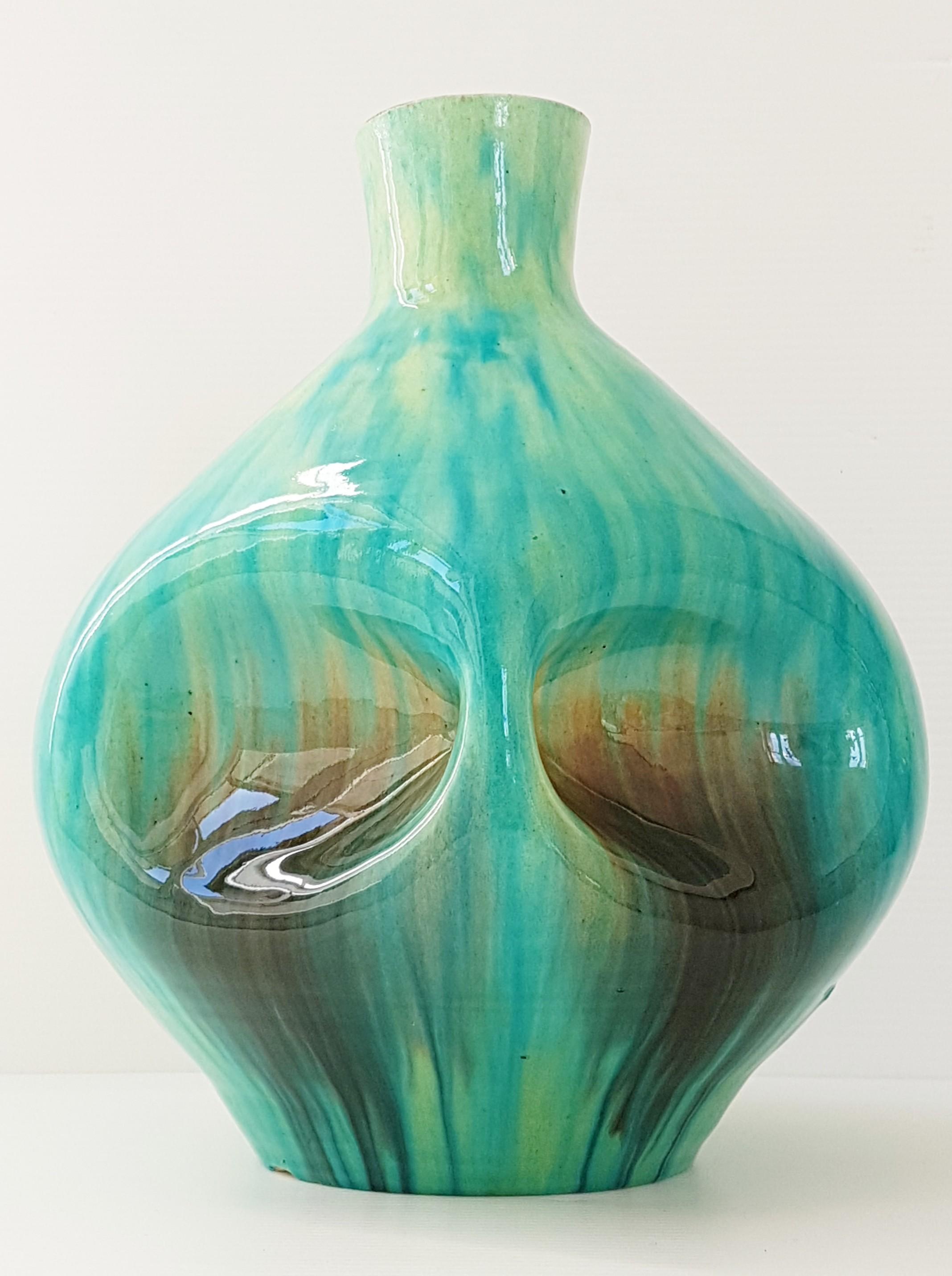 Accolay ceramic vase signed jt 1960s design market previous next reviewsmspy