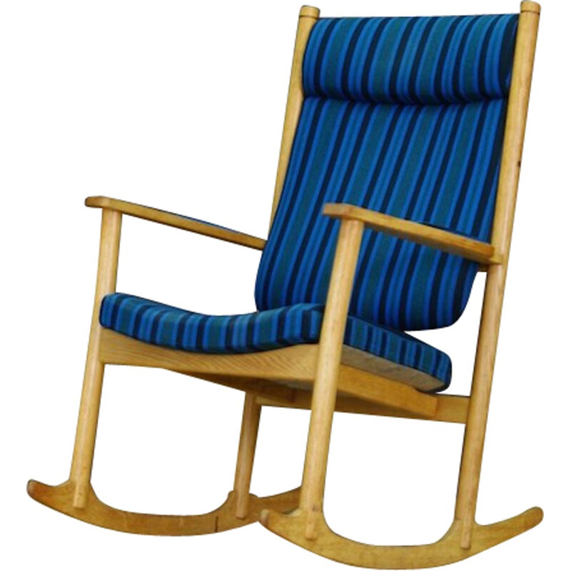 Vintage rocking chair by Kurt Ostervig - 1970s