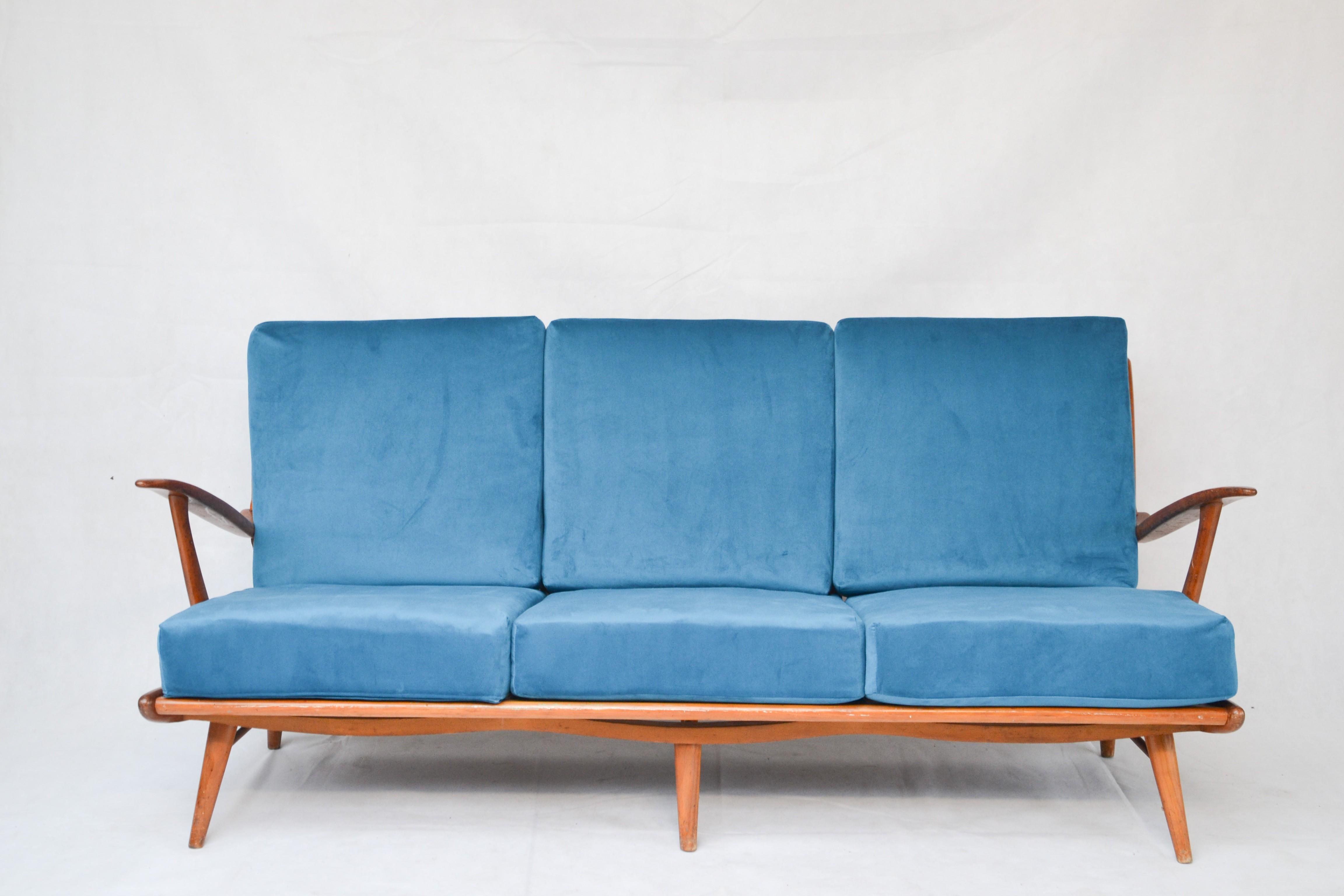 canape dangle bleu turquoise. Black Bedroom Furniture Sets. Home Design Ideas