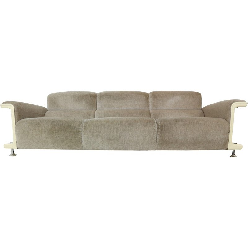 3-Seat Sofa by Gerd Lange for t'Spectrum BZ29 - 1970s