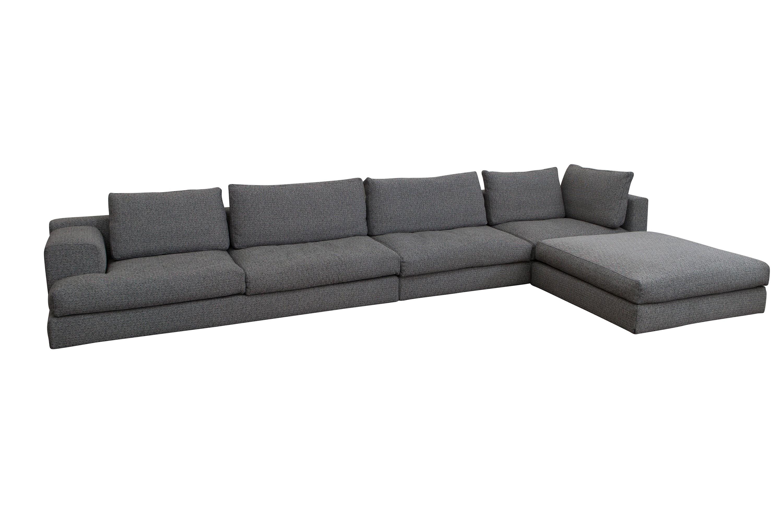 Phenomenal Modular Sofa In Savana Grey By Piero Lissoni For Cassina Miloe 2000S Download Free Architecture Designs Xaembritishbridgeorg