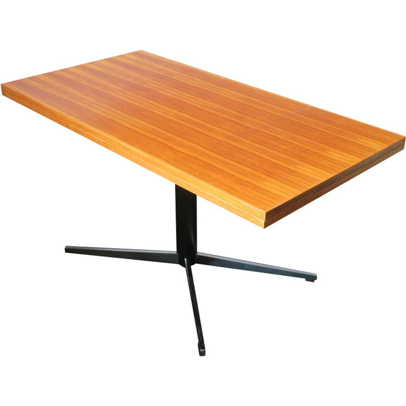 Vintage Rosewood Dining Table by Wilhelm Renz - 1960s