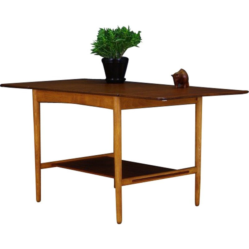 """Coffee Table """"AT-32"""" by Hans J. Wegner for Andreas Tuck Möbelfabrik - 1960s"""