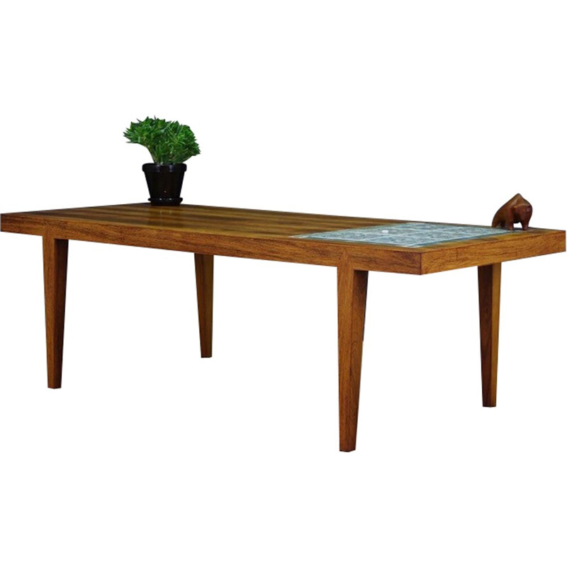 Rosewood Coffee Table by Severin Hansen - 1970s