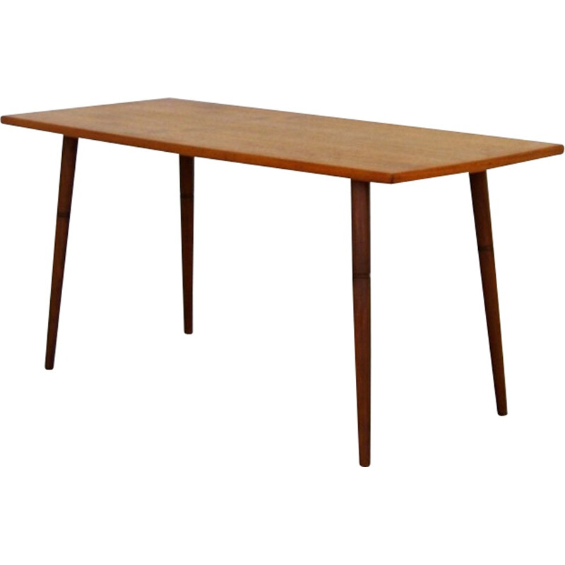 Danish vintage Design Coffee Table Teak - 1970s