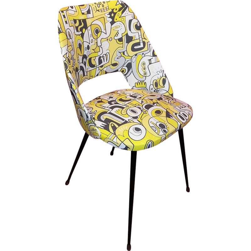 Vintage chair, edition Kirkby Design - 1960s