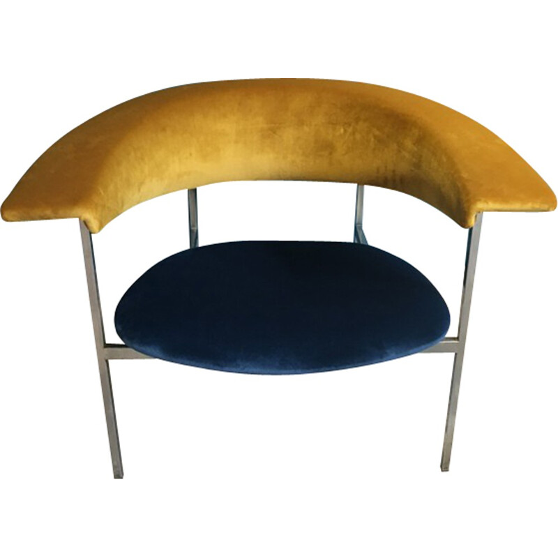 Dutch Meander Gamma Chair by Rudolf Wolf for Gaasbeck en van Tiel - 1962