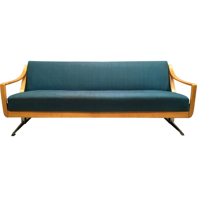Scandinavian Vintage Sofa daybed - 1950s
