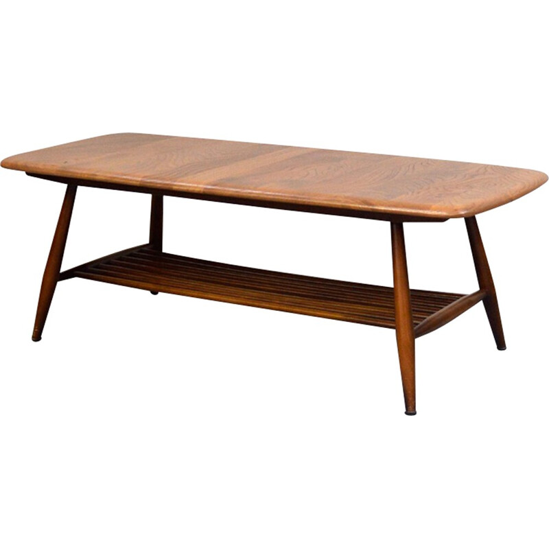 Vintage Coffee table by Lucian Ercolani for Ercol - 1960s