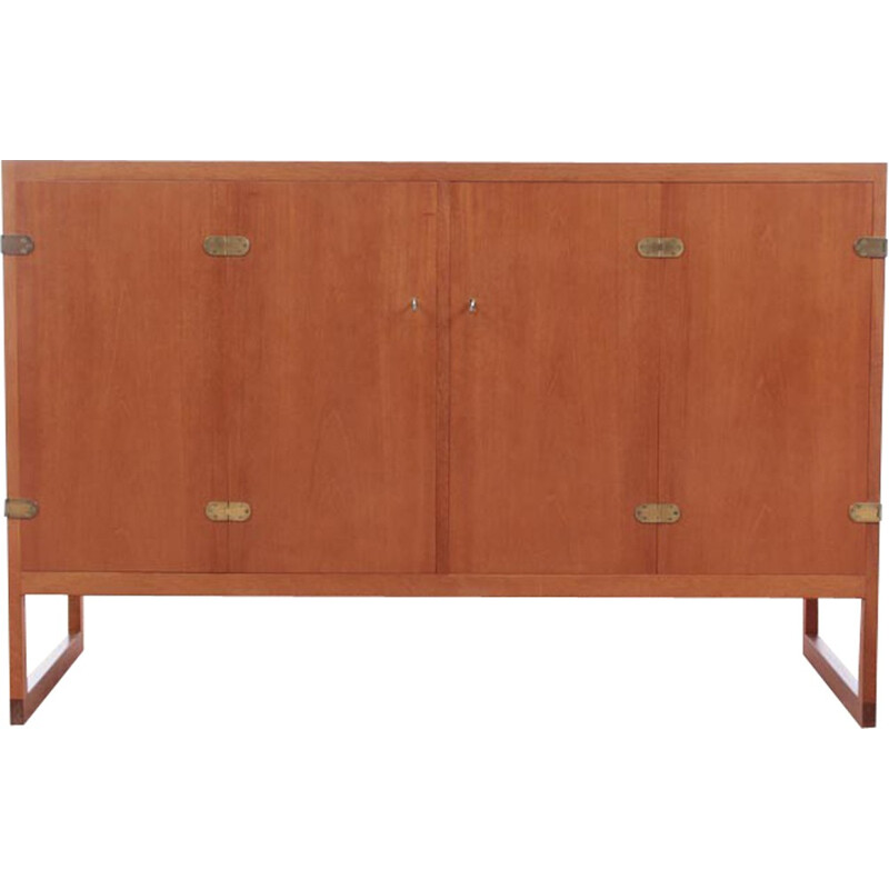 "Scandinavian teak sideboard model ""M53"" by Borge Mogensen for P. Lauritsen & Son - 1950s"