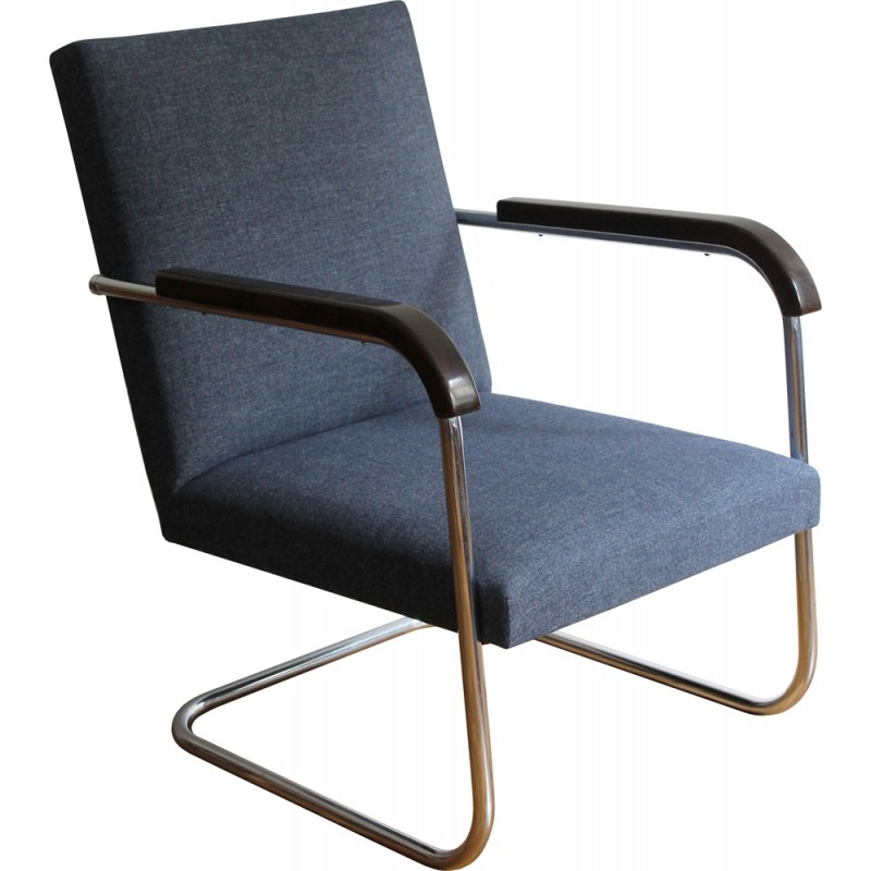 About A Chair 22 Armchair.Fn 22 Armchair By Anton Lorenz For Mucke Melder 1930s