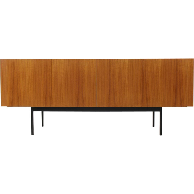 Dieter Waeckerlin Teak Sideboard by Idealheim Switzerland - 1950s