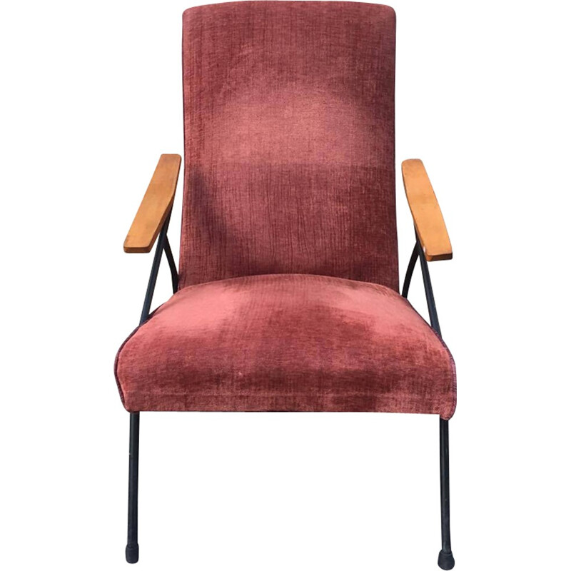 Armchair by Roger Landault,  ABC Furniture Editions - 1950s
