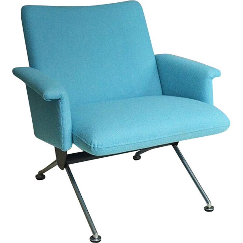 Armchair vintage, model 1432 by Andre Cordemeyer for Gispen - 1960s