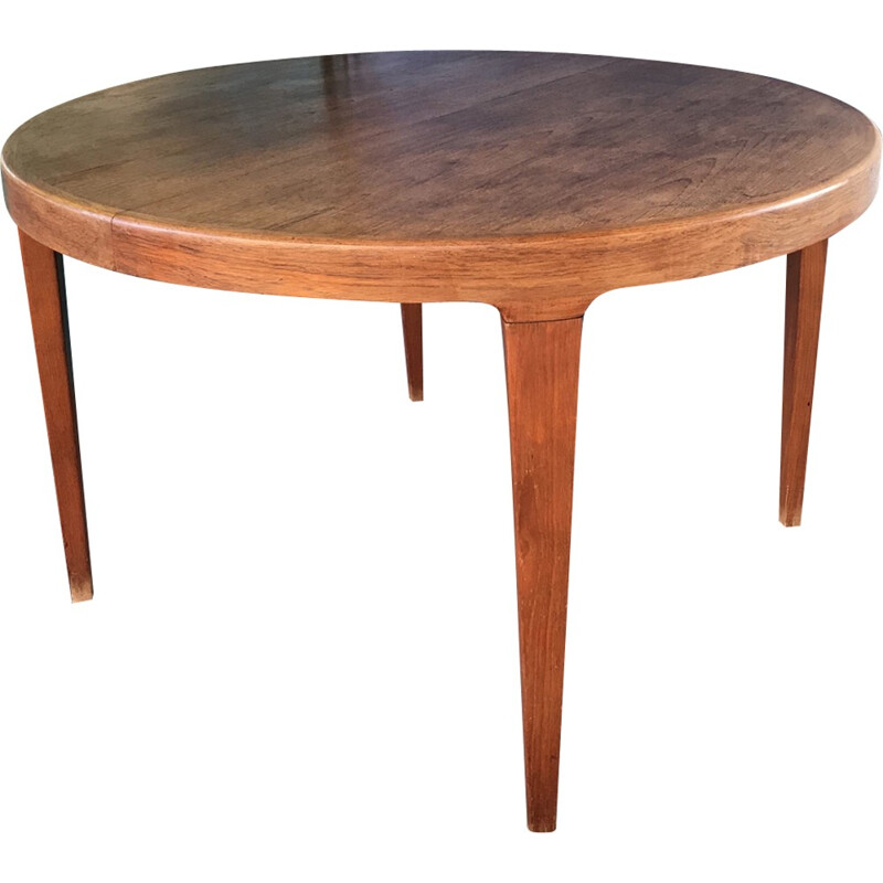 Scandinavian teak table - 1970s
