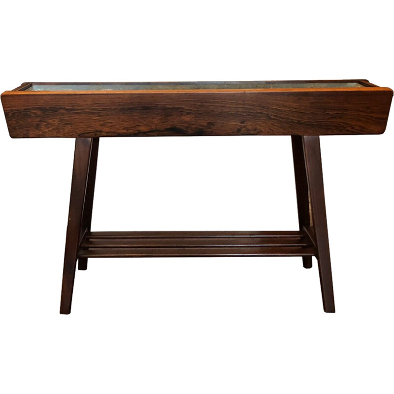 Planter in rosewood by Brdr Dalsgaard for Illum Bolighus - 1950s